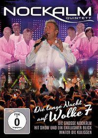 Cover Nockalm Quintett - Die lange Nacht auf Wolke 7 [DVD]